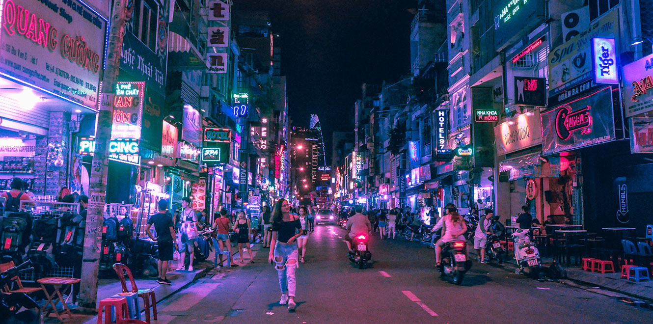 While not as popular as other Southeast Asia cities like Bangkok, and Chiang Mai, Ho Chi Minh city is an uber-affordable and up-and-coming option for remote workers.