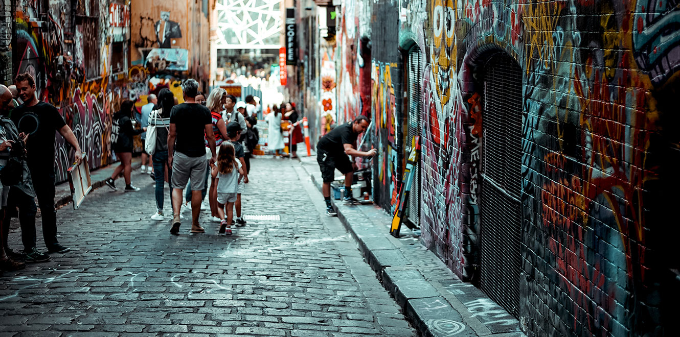 Melbourne is host to meet-up groups for freelancers and many co-working options for remote workers.