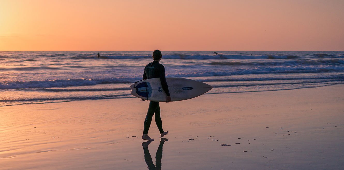 If you just realized your passport is expired, but you still want to get out of Dodge for the winter, San Diego offers flip-flop weather days for digital nomads, even in January.